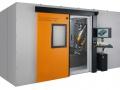 GE phoenix vtomex L 300 open door microfocus tube_